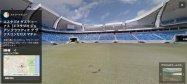 """GoogleマップにブラジルW杯の開催スタジアムが登場、未完成のスタジアムもストリートビューで""""体験""""できる"""