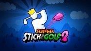 ゴルフパズルゲーム「Super Stickman Golf 2」のiPhone版が無料で提供中、24時間限定で通常価格300円から値下げ