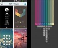 スタイリッシュなホーム画面をワンタップ適用できる「Themer Beta」 ―あの有名デザイン投稿サイトの公式アプリ #Android