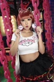 コンパニオン写真ギャラリー 2:東京ゲームショウ2015