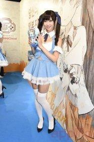 コンパニオン写真ギャラリー 8:東京ゲームショウ2015