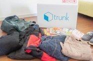 荷物を倉庫で管理してくれる「trunk(トランク)」を使ってみた