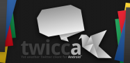 アプリ「twicca」哲学を感じさせる、高機能で美しい国産Twitterクライアント #Android