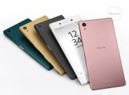 ドコモ、「Xperia Z5」の新色ピンクを2月5日に発売 MNPで実質約1万円