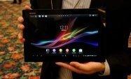 ドコモ「Xperia Tablet Z SO-03E」がフルセグ対応アップデート
