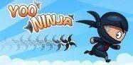 ゲーム「ユ忍者!」手裏剣から逃げ続けるアクションゲーム #Android
