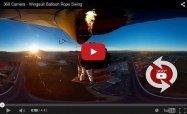 YouTube、360度パノラマ動画に対応 Androidアプリでは端末を傾けて楽しめる