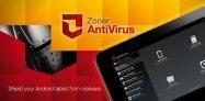 「Zoner AntiVirus Free」のタブレット版アプリがリリース、盗難時の保護機能など