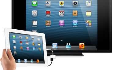 iPhoneの画面をテレビに映す(出力する)3つの方法