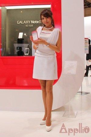 CEATEC JAPAN 2012 コンパニオン