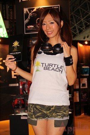 TGS2012コンパニオン