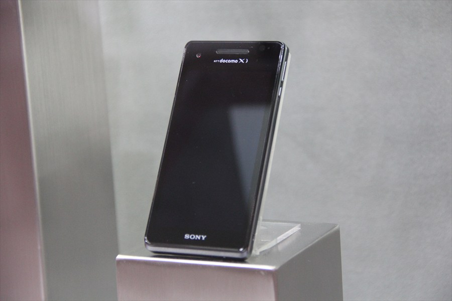 android-Xperia AX SO-01E