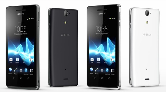 android-Xperia